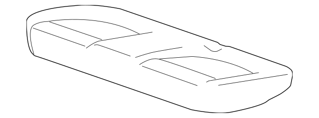 2012-2019 Chevrolet Sonic Cushion Cover 95245417