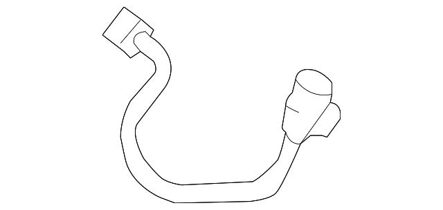 2004-2010 Toyota Sienna Wire Harness 88605-08020