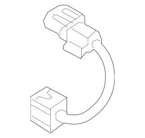 Genuine OEM Wire Part# 91711-B2000 Fits 2014-2019 Kia Soul