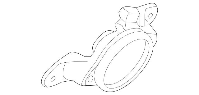2013-2018 Hyundai Santa Fe Rear Speaker 96360-B8200
