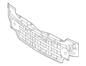 2015-2016 Hyundai Genesis Rear Body Panel 69100-B1100