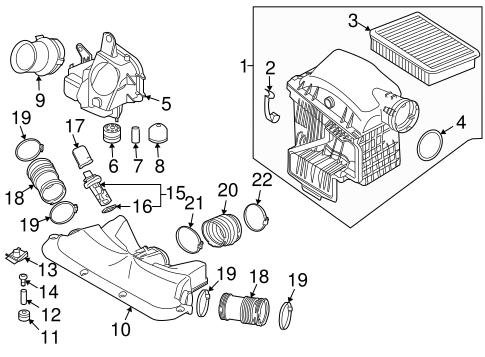 2007 Bmw 750li Engine Diagram