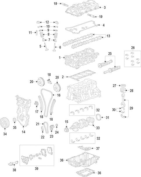 2013 Malibu Engine Diagram