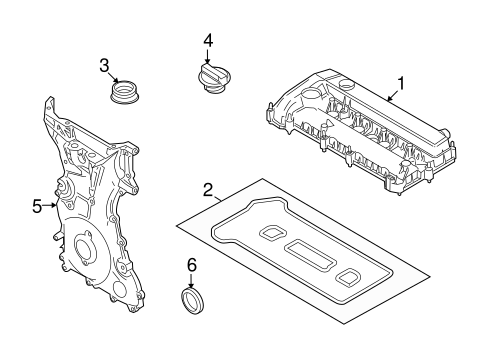 Service manual [Remove Valve Covers On A 2011 Mercury