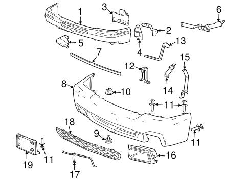 2003 chevy silverado parts diagram  wiring diagram cycle