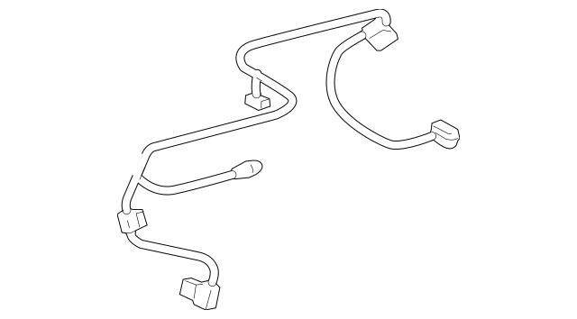 2007-2013 Toyota Tundra Wire Harness 82210-0C010