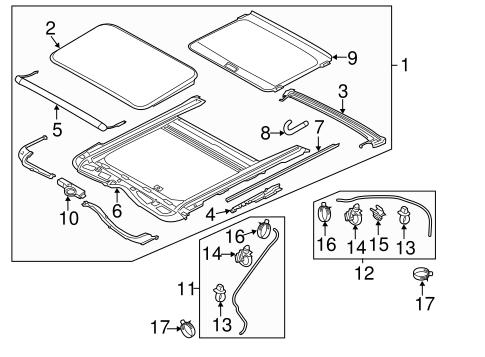 Hyundai Santa Fe Stereo Wiring Diagram, Hyundai, Free
