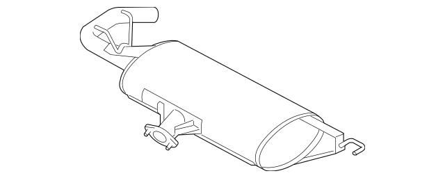 2008 Suzuki Grand Vitara Fuel Filter Location