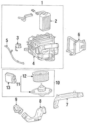 Hvac Parts: Hvac Parts Lookup