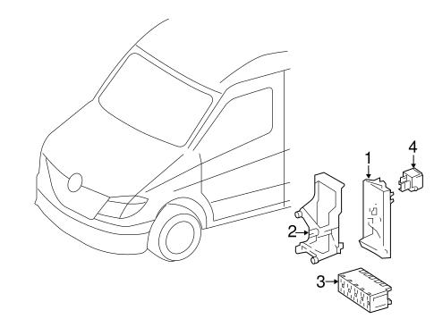 Fuel System Components for 2016 Mercedes-Benz Sprinter