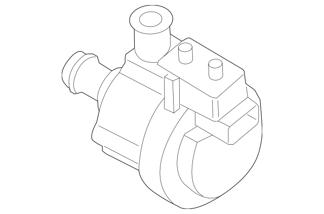 Volkswagen Auxiliary Pump (5Q0-121-599-M) For Sale