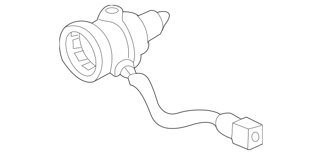 2004-2008 Acura TSX SEDAN Motor, Cooling Fan 19030-RAA-A01