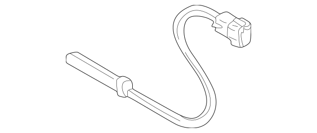 Mazda Brake Pressure Warning Switch (B01F-43-540) For Sale