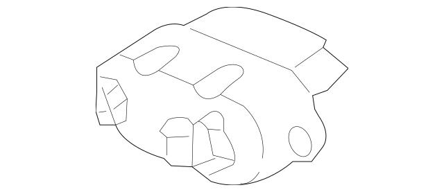 2003-2006 Porsche Cayenne Control Module 955-572-340-00