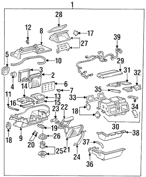 Service manual [How To Replace A 1991 Buick Riviera Blower