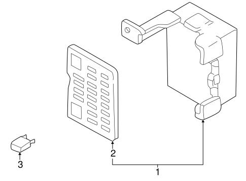 Electrical Components for 1999 Mazda Miata