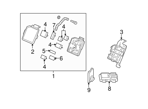 OEM Condenser, Compressor & Lines for 2006 Chevrolet Monte