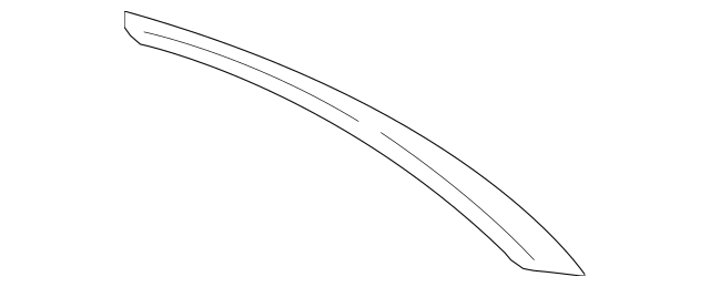 2009-2014 Hyundai Genesis Defroster Panel 84810-3M000-M5