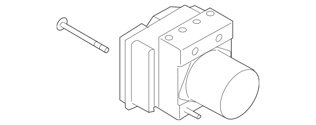 2008-2010 Subaru Forester Control Module 27595SC003