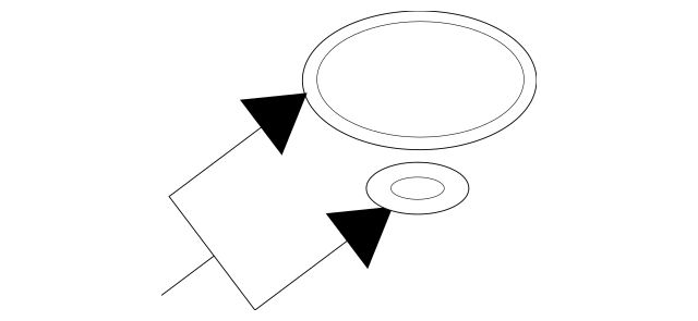 2009-2012 Audi Q7 Oil Filter Housing Gasket Set 057-198