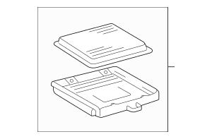 Genuine OEM Toyota Air Filters Parts