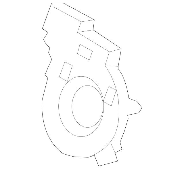 Genuine Ford Steering Wheel Position Sensor BB5Z-3F818-A