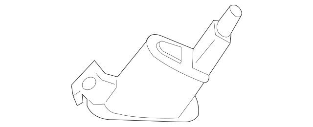 Genuine OEM Puddle Lamp Part# DR3Z-13B375-B Fits 2013-2014