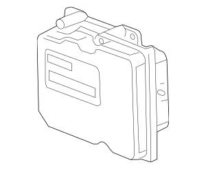 2010-2012 Chevrolet Camaro Control Module 92246446