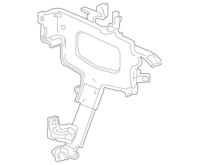 2009-2014 Honda RIDGELINE SEDAN Bracket, Engine Control