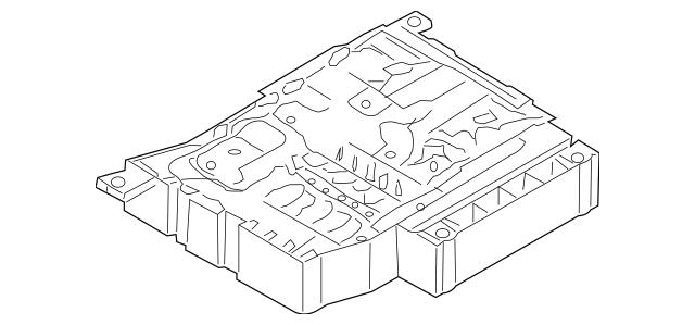 Discount Genuine OEM 2007-2015 Audi Q7 Fuse Box 7L0-937