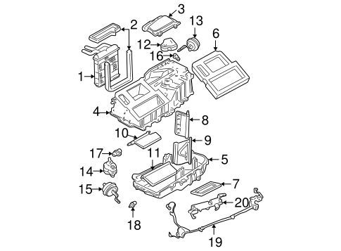 2002 Gmc Sonoma Engine Diagram