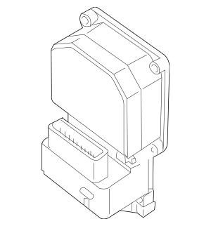 Genuine OEM 2004-2005 Pontiac GTO Control Module 92147283