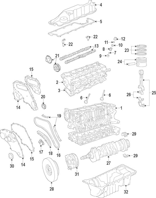 2008-2012 Land Rover LR2 Control Valve Solenoid LR025967