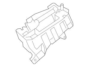 2010-2011 Lexus HS250h Fuse & Relay Box 82741-75010