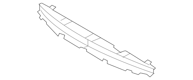 2014-2015 Kia Sorento Lower Bracket 86575-1U700