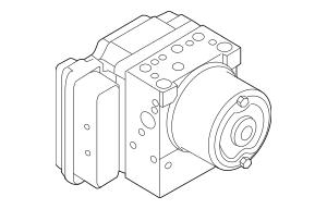 Genuine OEM ABS Control Unit Part# 58920-2E301 Fits 2005