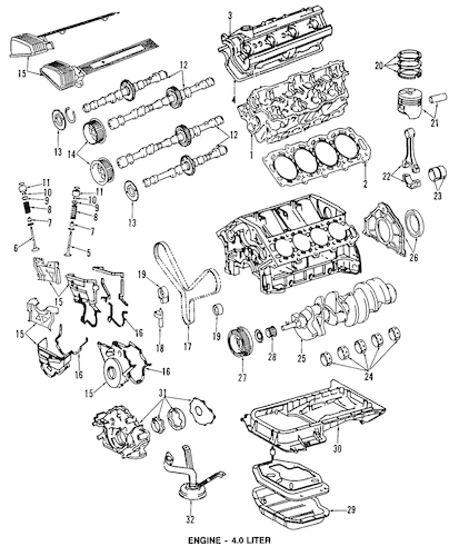 1999 lexus lx470 engine diagram