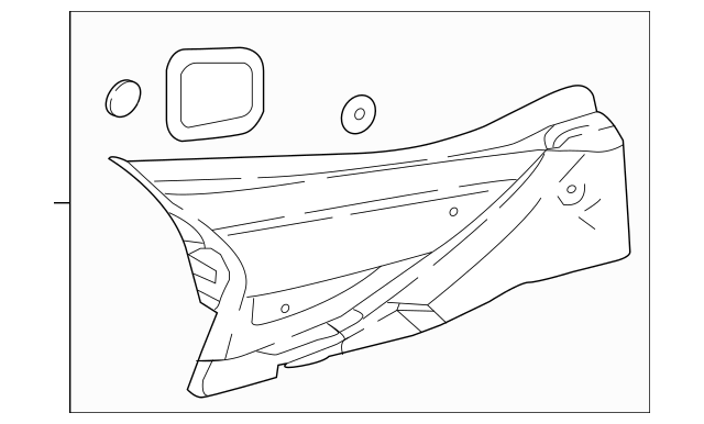 2017-2019 Mazda CX-5 Tail Light Assembly KB8B-51-3G0C