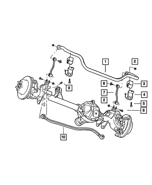 35 2004 Jeep Grand Cherokee Front Suspension Diagram
