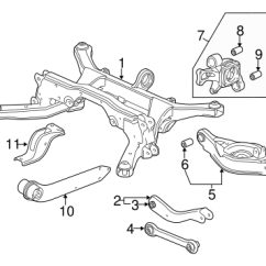 2005 Chevy Equinox Suspension Diagram Heat Pump Wiring Air Handler Oem Chevrolet Rear Parts Gmpartsonline Net For 3