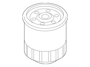 Genuine OEM Mazda Oil Filters Parts
