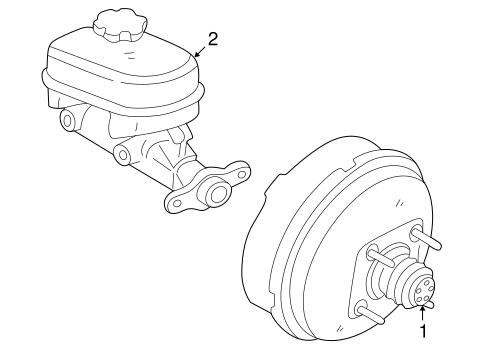 Hydraulic System for 2003 Chevrolet Corvette