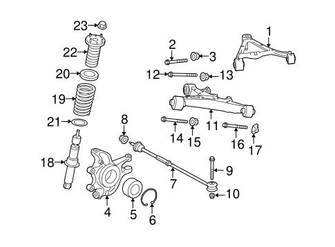 Jaguar Xf Front Suspension Diagram