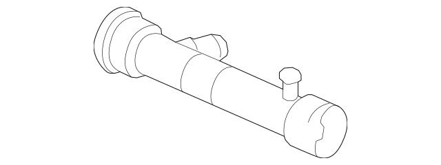 Genuine OEM Connector Pipe Part# 079-121-071-BS Fits 2011