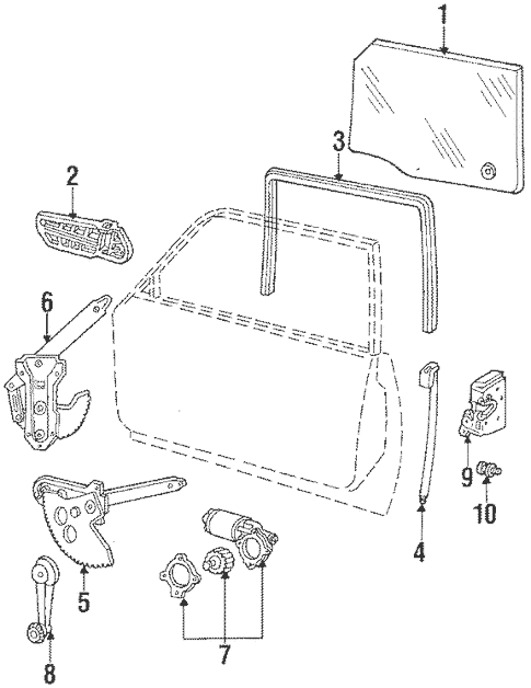 1985 Ford Ltd Engine Diagram
