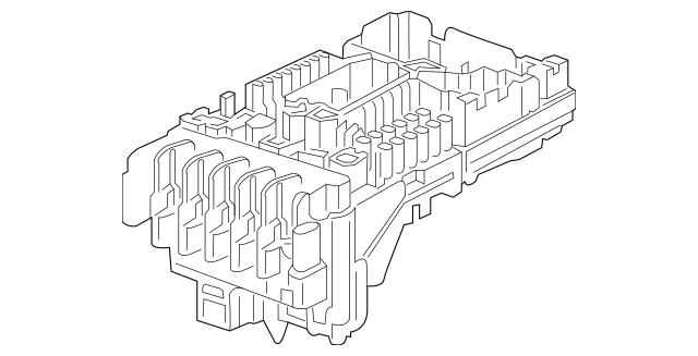 2009 Volkswagen Cc Fuse Box. Volkswagen. Auto Wiring Diagram