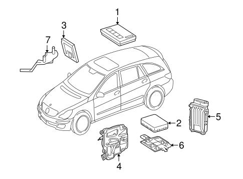 Mercedes Benz Transmission Range Sensor, Mercedes, Free