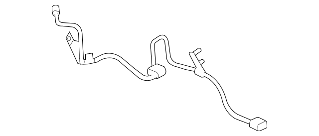 Genuine OEM Wire, Skid Control S Part# 89516-53070 Fits