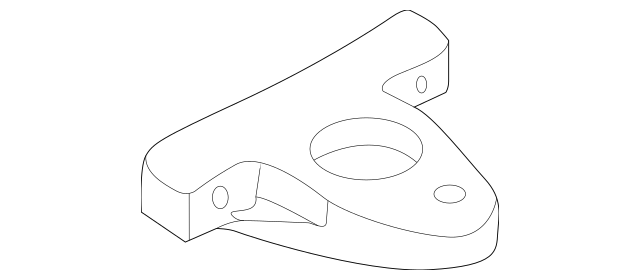 Volvo Crankshaft Sensor Bracket (30637803) For Sale