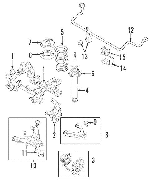 Upper Control Arm for 2001 Mitsubishi Montero Limited